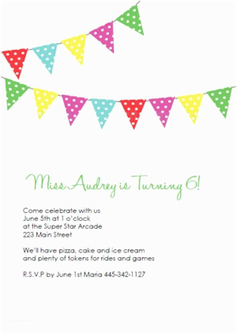Party Invitations Online Free Printable Birthday Invitation Templates