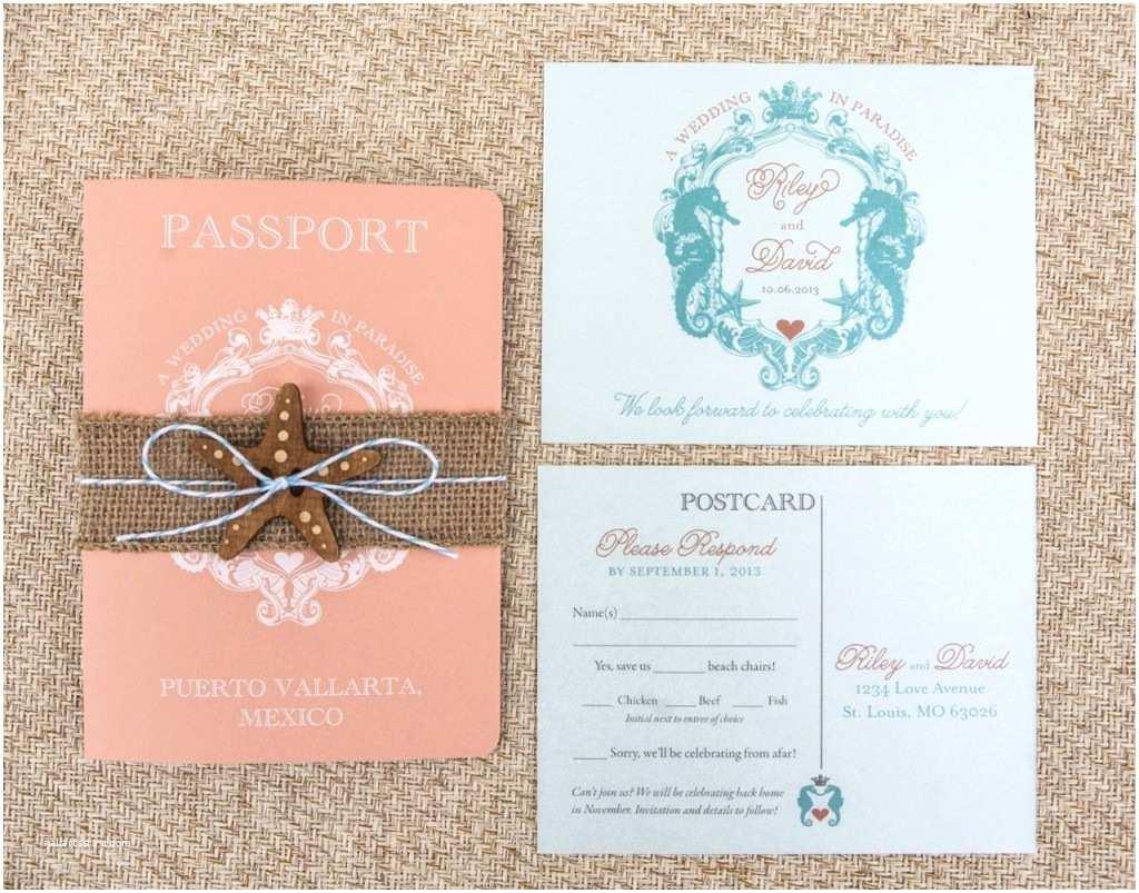 Passport Wedding Invitation Template Passport Wedding Invitations – Gangcraft