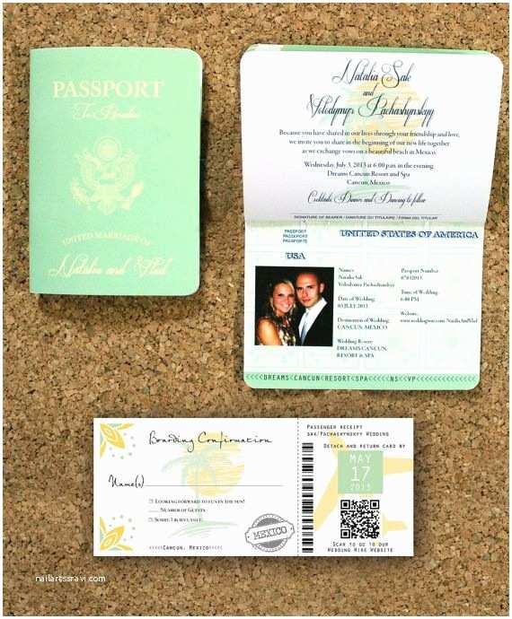 Passport Wedding Invitations Cheap 25 Best Ideas About Passport Invitations On Pinterest