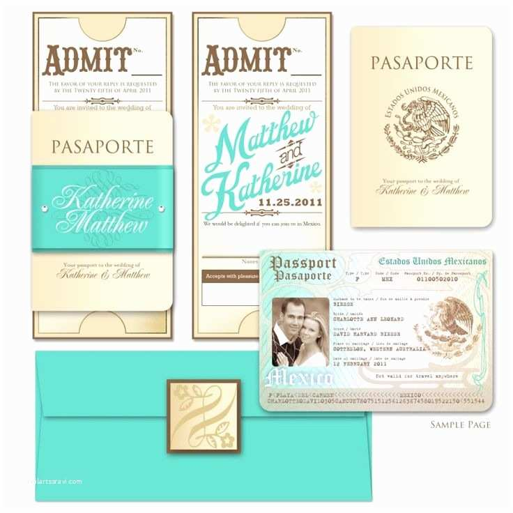 Passport Wedding Invitations Cheap Cheap Passport Wedding Invitations Yourweek C98c3eeca25e