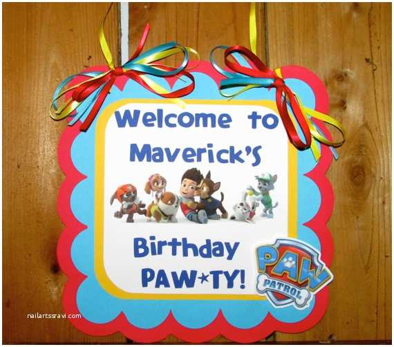 Paw Patrol Invitations Party  Can I Buy Paw Paw Patrol Party Supplies Party