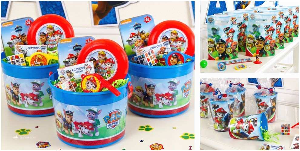 Paw Patrol Invitations Party  Paw Patrol Party Favors Party
