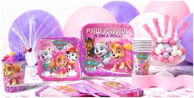 Paw Patrol Invitations Party  Pink Paw Patrol Party Supplies Paw Patrol Party Party