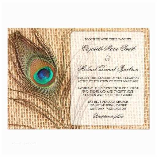 Peacock Feather Wedding Invitations Peacock Wedding Invitations 2600 Peacock Wedding
