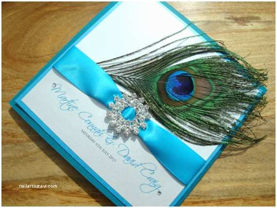 Peacock Wedding Invitation Sets Wedding Ideas Peacock Wedding theme
