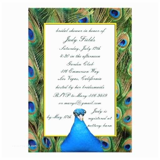 Peacock Wedding Shower Invitations 155 Best Whits Invitations Images On Pinterest