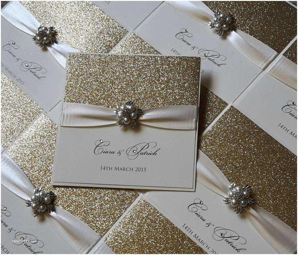 Pearl Wedding Invitations Glitzy Pearl Wedding Invitation by Chosen touches Wedding