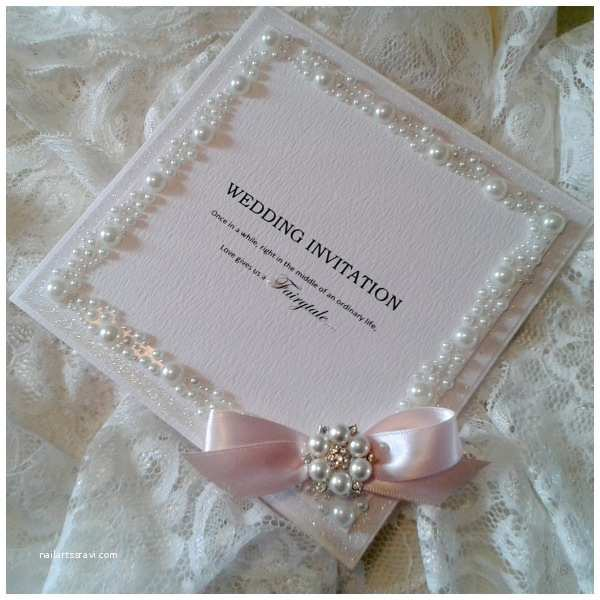 Pearl Wedding Invitations Pearl Elegance A Crystal Couture Luxury Wedding Stationery