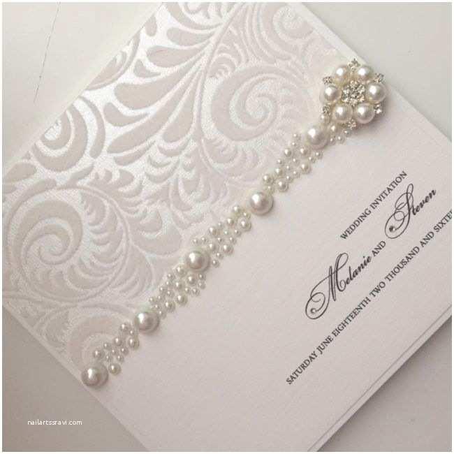 Pearl Wedding Invitations Pearl Sensation Gifts Ideas Pinterest