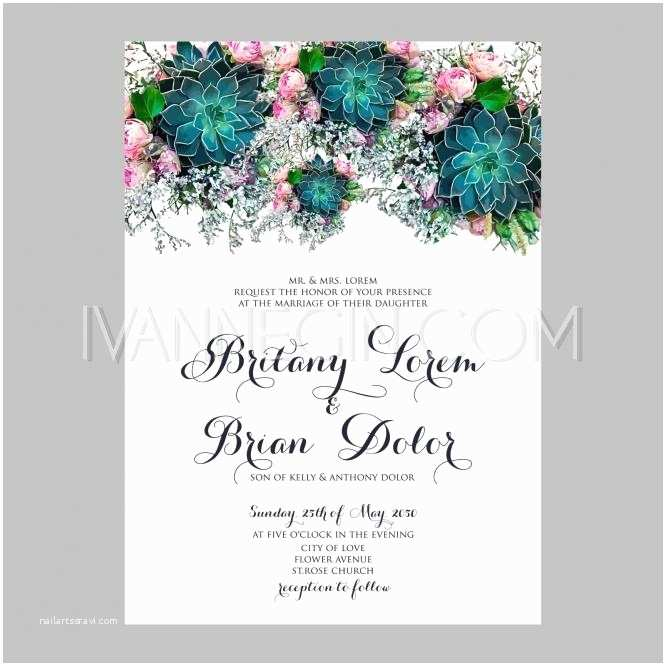Peony Wedding Invitation Peony Wedding Invitation Printable Template with Floral