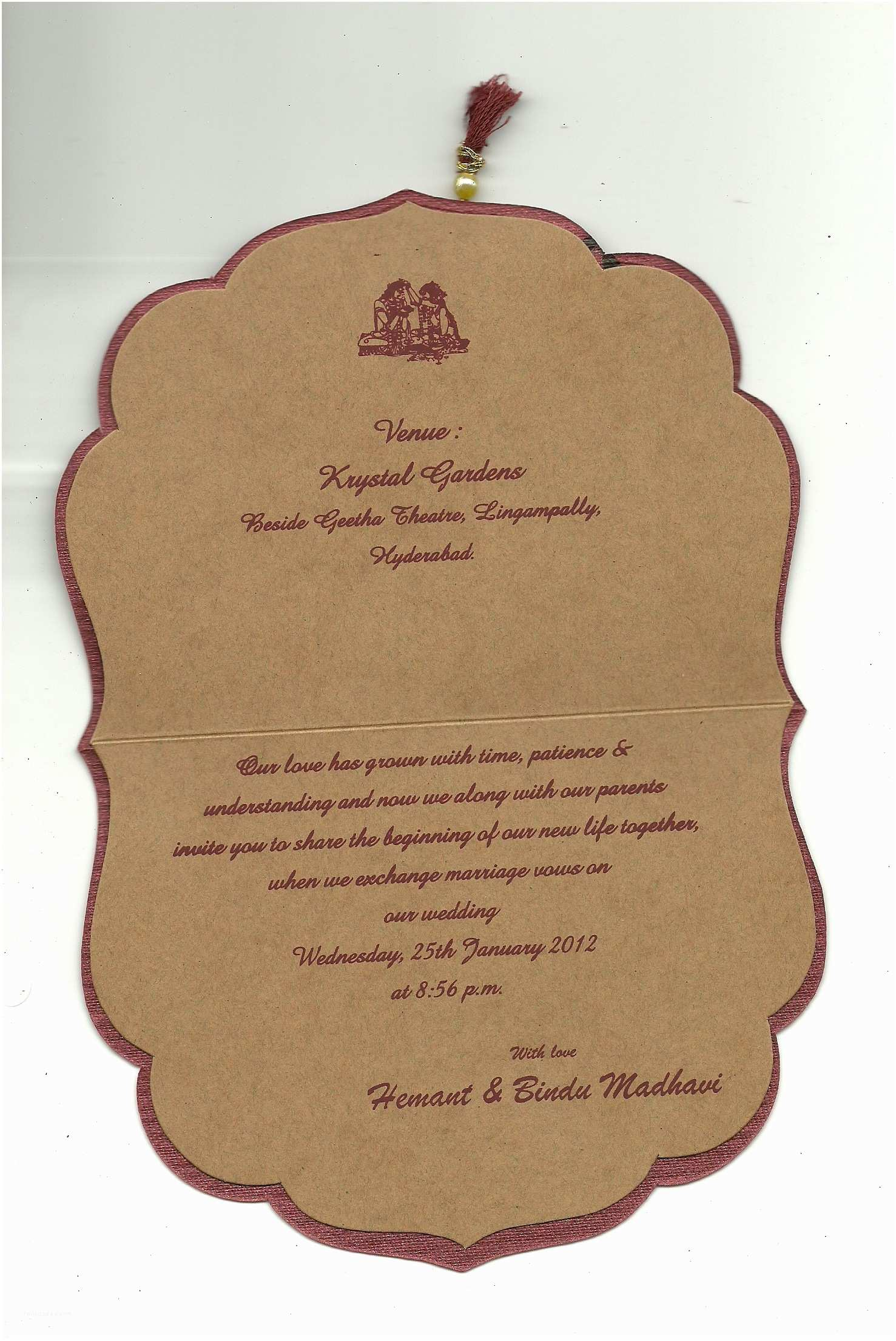 Personal Wedding Invitation Wordings For Friends