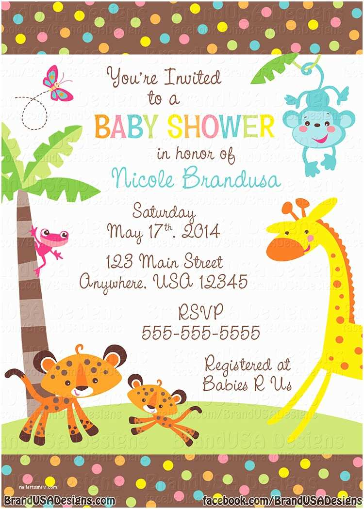 Personalized Baby Shower Invitations Cheap Personalized Baby Shower Invitations