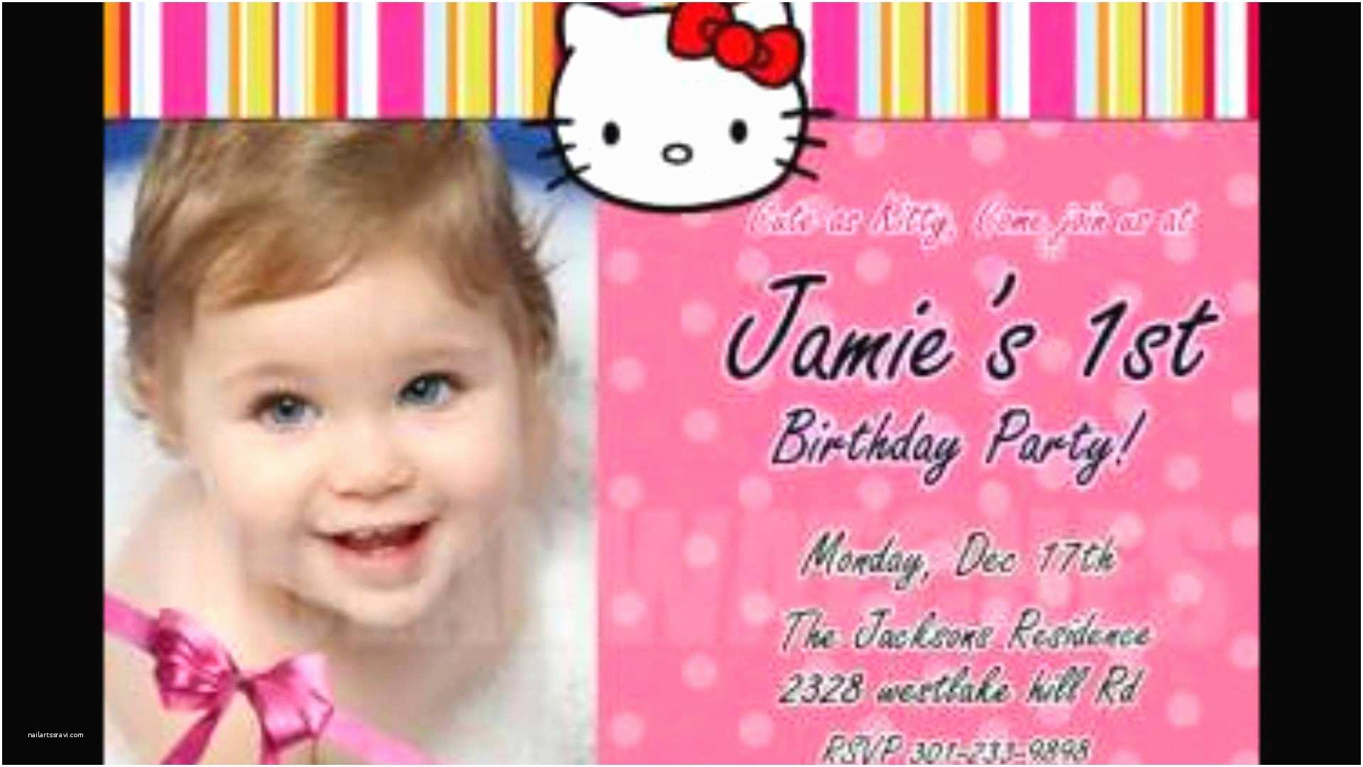 Personalized Birthday Invitations Create Own Personalized Birthday Invitations Modern