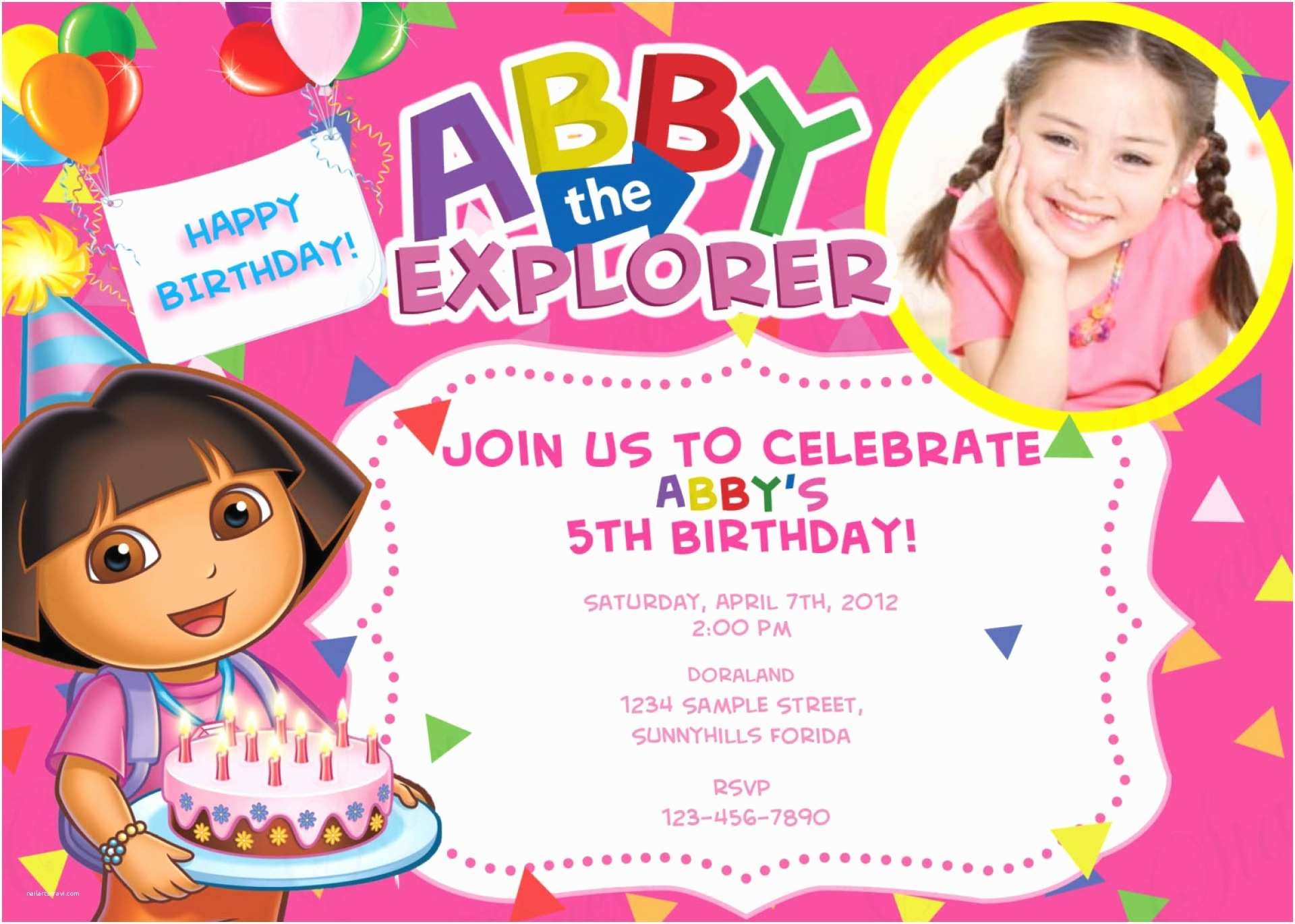 Personalized Birthday Invitations Customized Birthday Invitation Cards Online Free