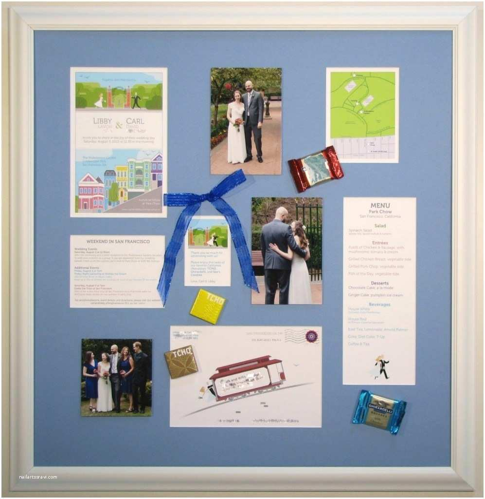 Photo Collage Wedding Invitations 25 Creative Wedding Picture Frames