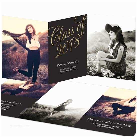 Photo Graduation Invitations Graduation Announcements Custom Designs From Pear Tree