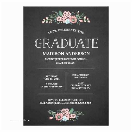 Photo Graduation Party Invitations Best 25 Graduation Invitations Ideas On Pinterest