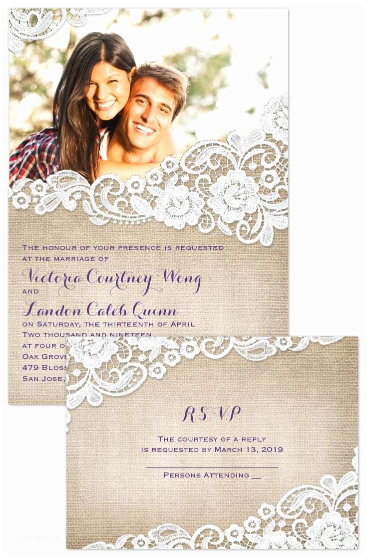 Picture Wedding Invitations 25 Best Ideas About Lace Wedding Invitations On Pinterest