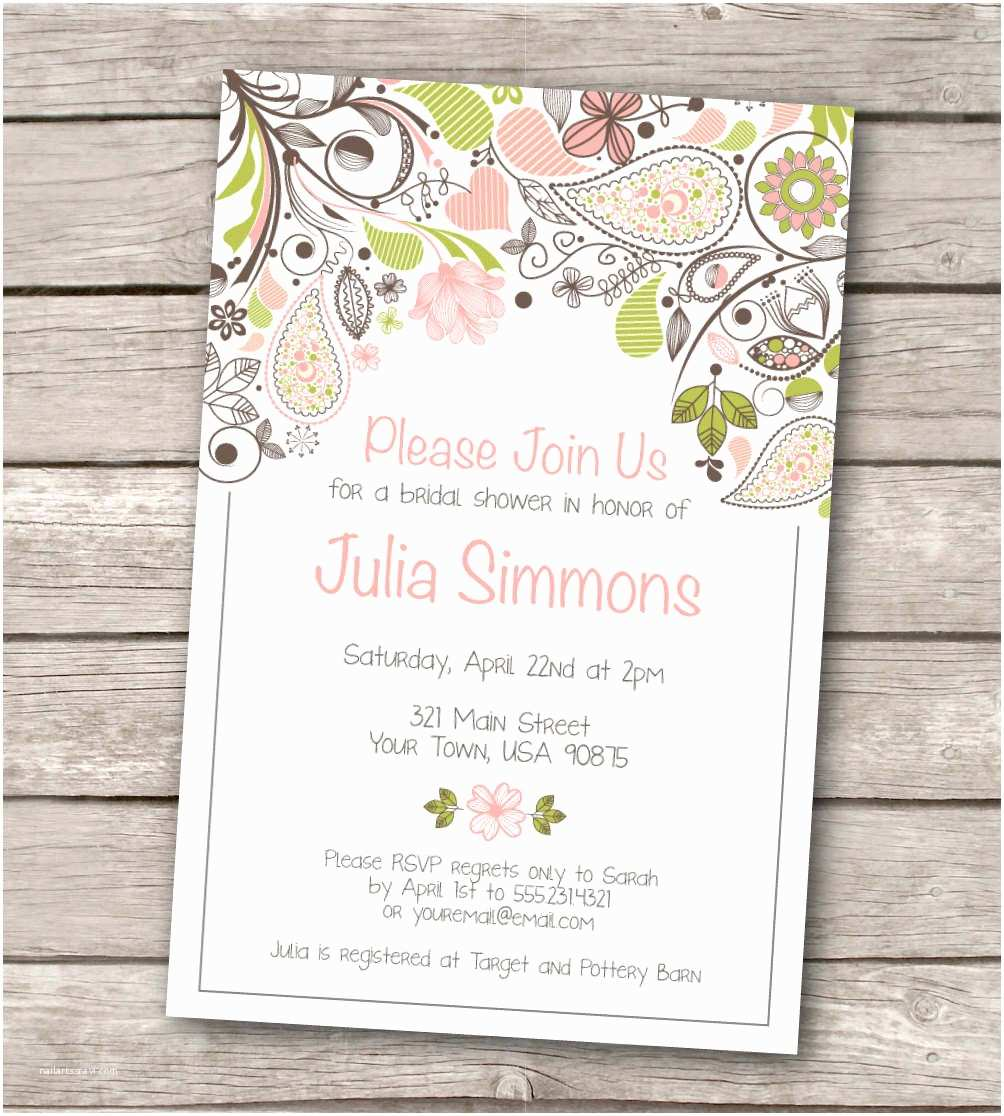 Picture Wedding Invitations Free Templates for Wedding Invitations
