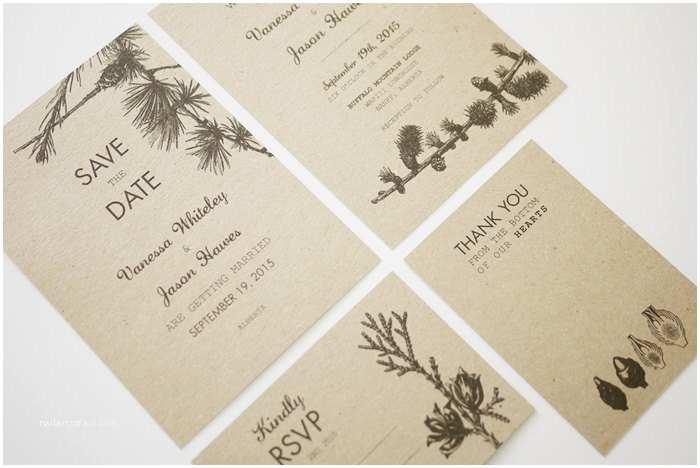 Pine Wedding Invitations Pine Tree Wedding Invitations Google Search