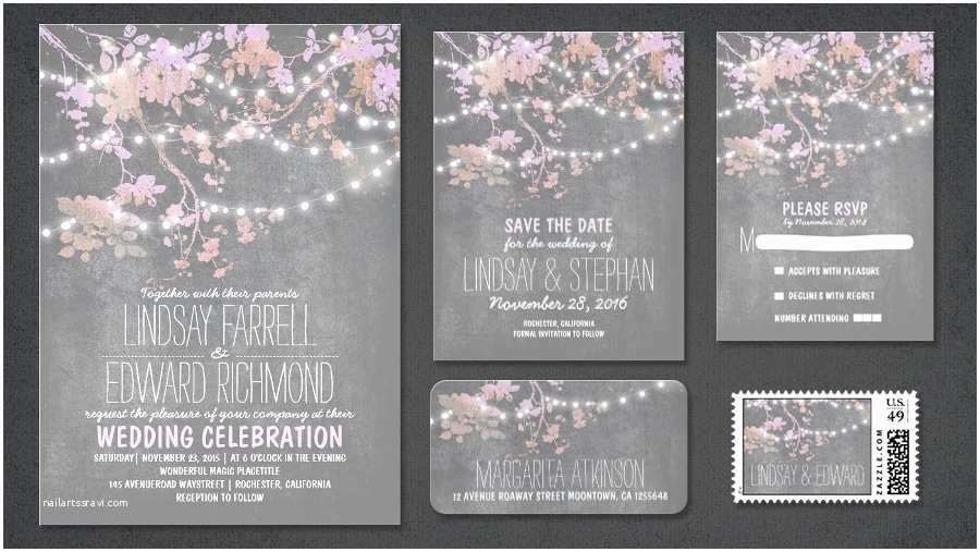 Pink and Gray Wedding Invitations formidable Pink and Grey Wedding Invitations