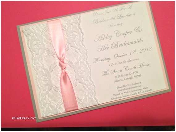 Pink and Gray Wedding Invitations Wedding Ideas Pink and Grey Wedding Ideas