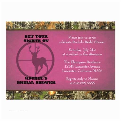 Pink Camouflage Wedding Invitations 500 Pink Camo Invitations Pink Camo Announcements