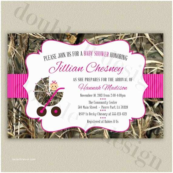 Pink Camouflage Wedding Invitations 87 Best Invitation Ideas Images On