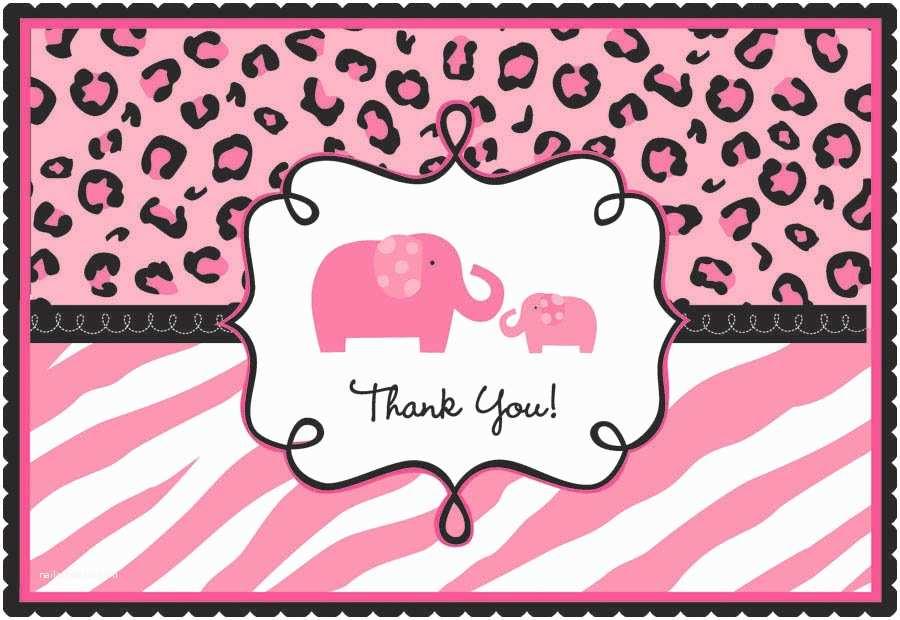 Pink Safari Baby Shower  Pink Safari Baby Shower
