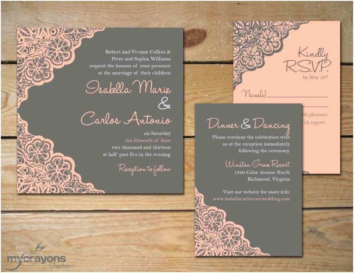 Pinterest Wedding Invitations Ideas Bloomcreativo Rhbloomcreativo Vintage Canada