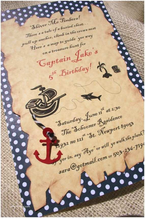 Pirate Birthday Invitations Pin by Tricia Sweeney On Party Ideas