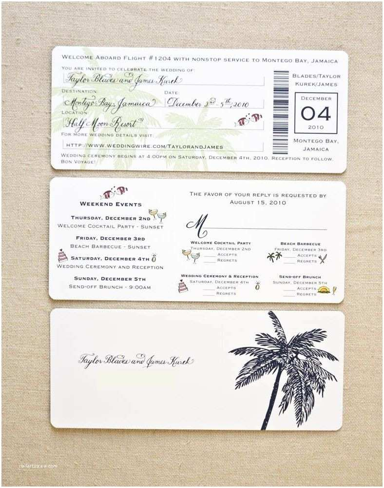 Plane Ticket Wedding Invitation Template Free Exelent Plane Ticket Invitation Template Elaboration
