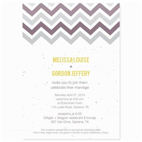 Plantable Wedding Invitations Best 13 Plantable Seed Paper Wedding Invitations at the