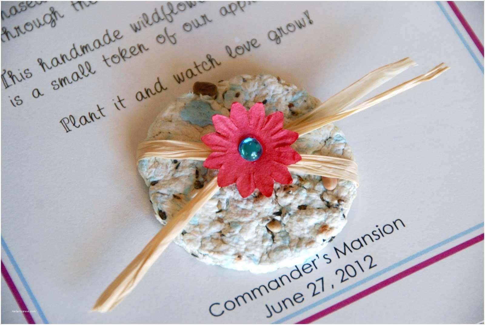 Plantable Wedding Invitations Cheap De Lovely Affair Free Printable Favor Card Wildflower