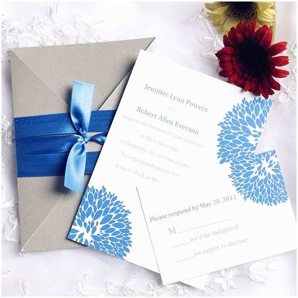 Pocket Style Wedding Invitations Select Your Own Pocket Style Wedding Invitations
