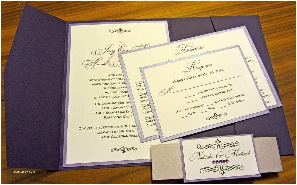 Pocket Wedding Invitations Imposing Pocketfold Wedding Invitations