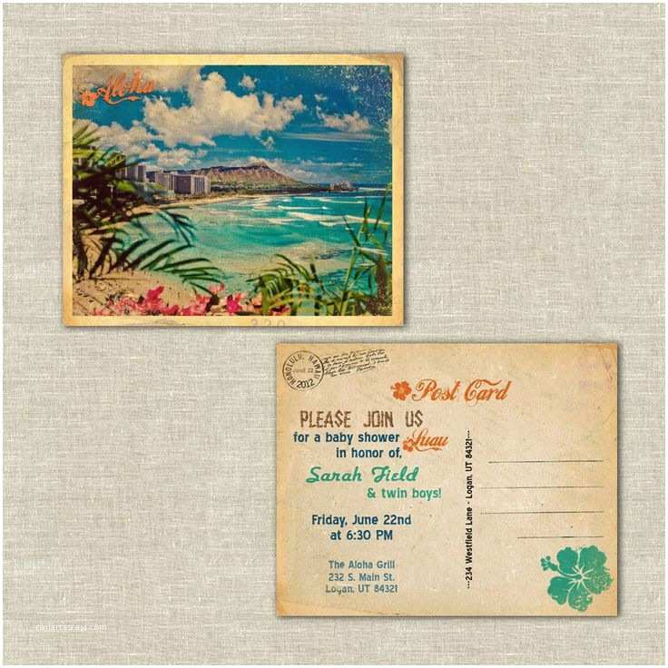 Polynesian Wedding Invitations 166 Best Images About First Birthday Luau On Pinterest