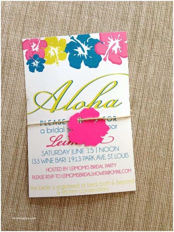 Polynesian Wedding Invitations 25 Best Ideas About Hibiscus Wedding On Pinterest