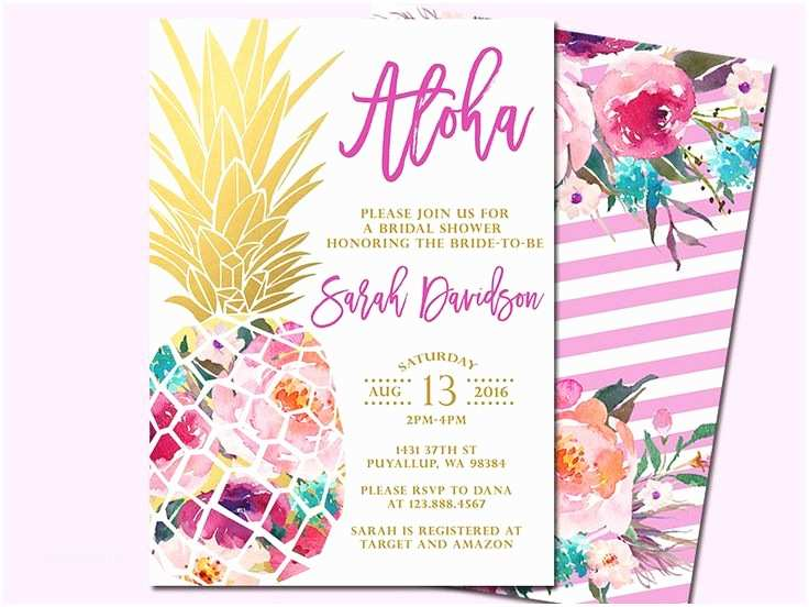 Polynesian Wedding Invitations 25 Best Ideas About Luau Party Invitations On Pinterest