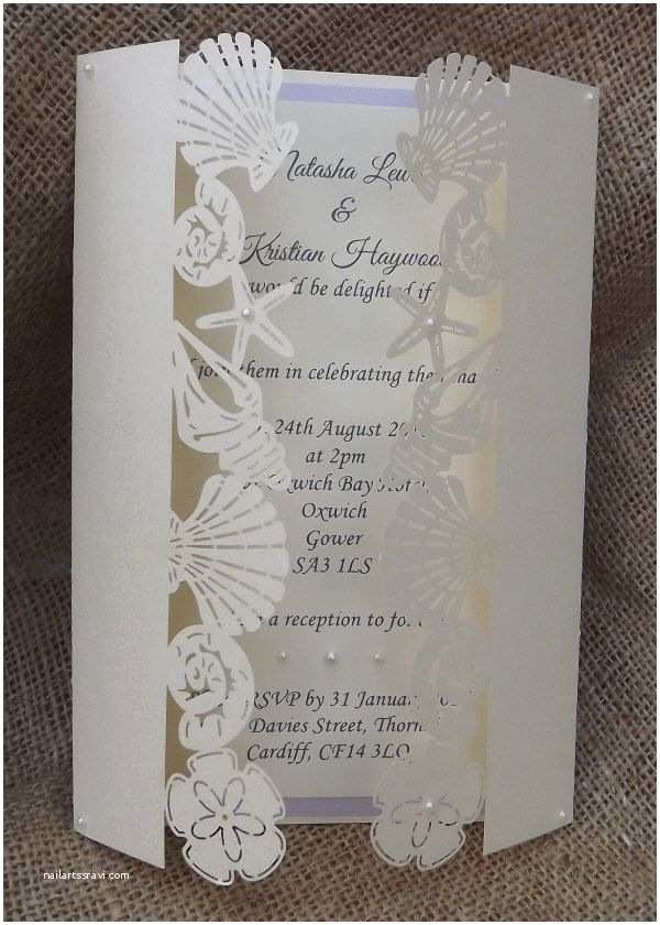 Polynesian Wedding Invitations Elegant Hawaiian Wedding Invitations