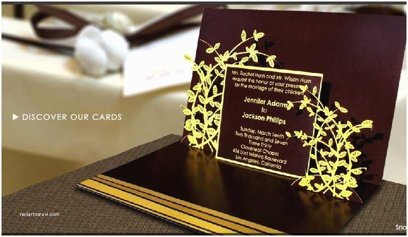 Pop Up Wedding Invitations Wedding Blog Pop Up Wedding Invitations