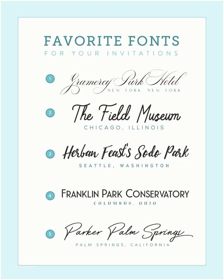 Popular Wedding Invitation Fonts 18 Best Wedding Invitation Font Binations Images On