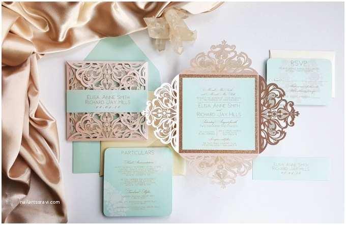 Popular Wedding Invitations 50 Best Handmade Wedding Invitations On Etsy Photos