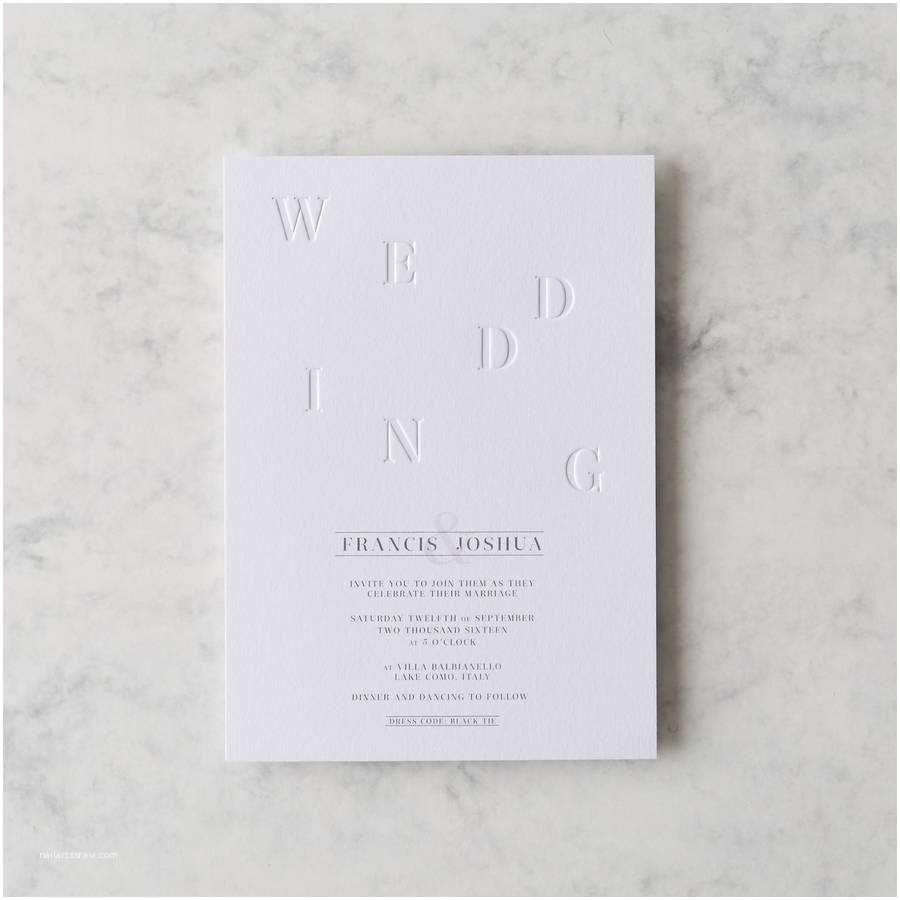 Popular Wedding Invitations Popular Wedding Invitation Blog Luxury Embossed Wedding