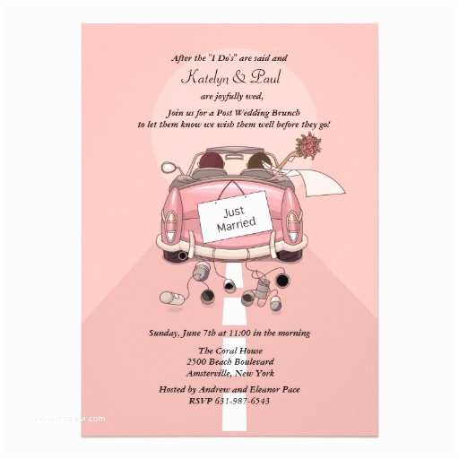 Post Wedding Breakfast Invitation Wording 463 Post Wedding Brunch Invitations Post Wedding Brunch