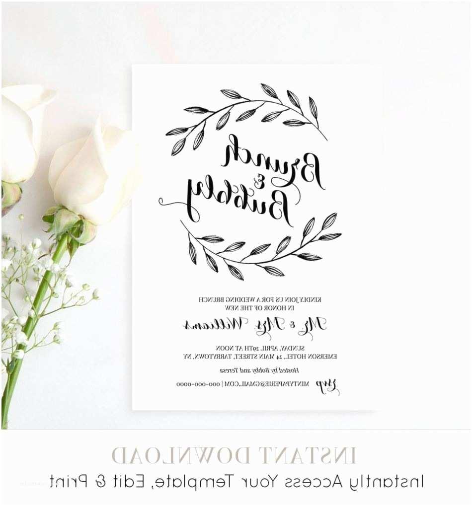 Post Wedding Brunch Invitation Wording Invitation Wording Brunch Gallery Invitation Sample and