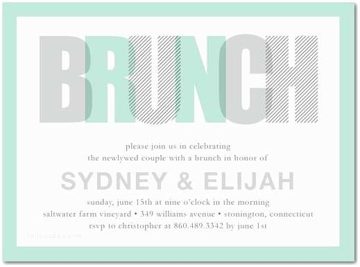 Post Wedding Brunch Invitation Wording Post Wedding Brunch Invitation Wording Invitations with
