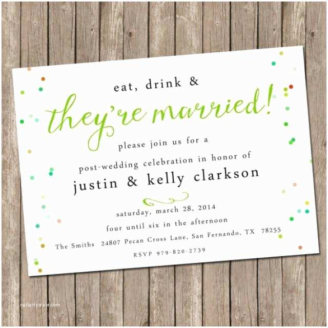 Post Wedding Brunch Invitations Wedding Brunch Invitation Bridesmaids Luncheon