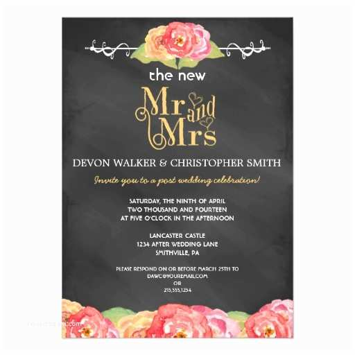 Post Wedding Celebration Invitations 357 Post Wedding Party Invitations Post Wedding Party