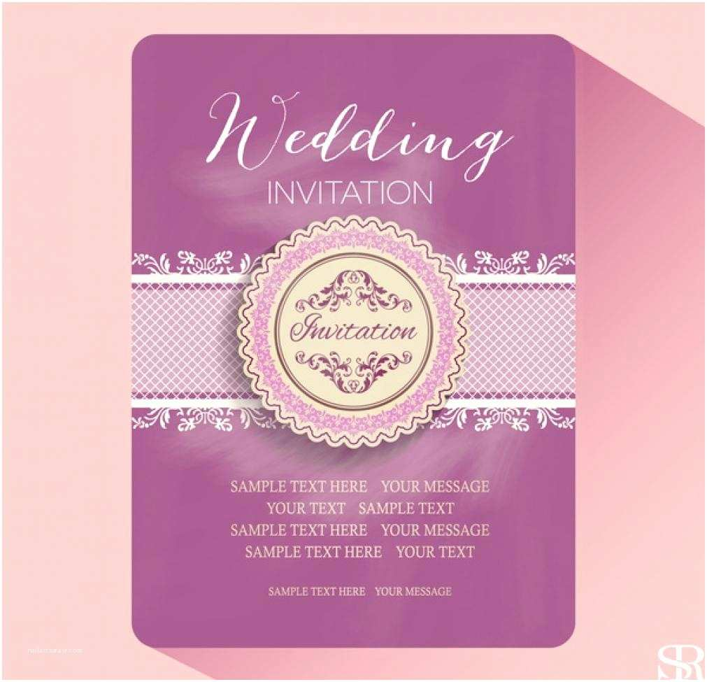Postcard Wedding Invitations Template Wedding Card Design Template Free Download Product Receipt
